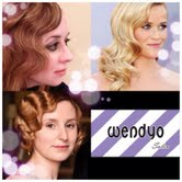 Downton Abbey Lady Edith / Reese Witherspoon Oscar 2013 Finger Wave Tutorial