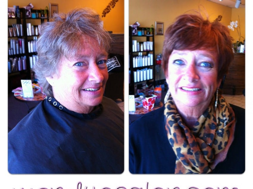 Sue's ::Makeover:: Story