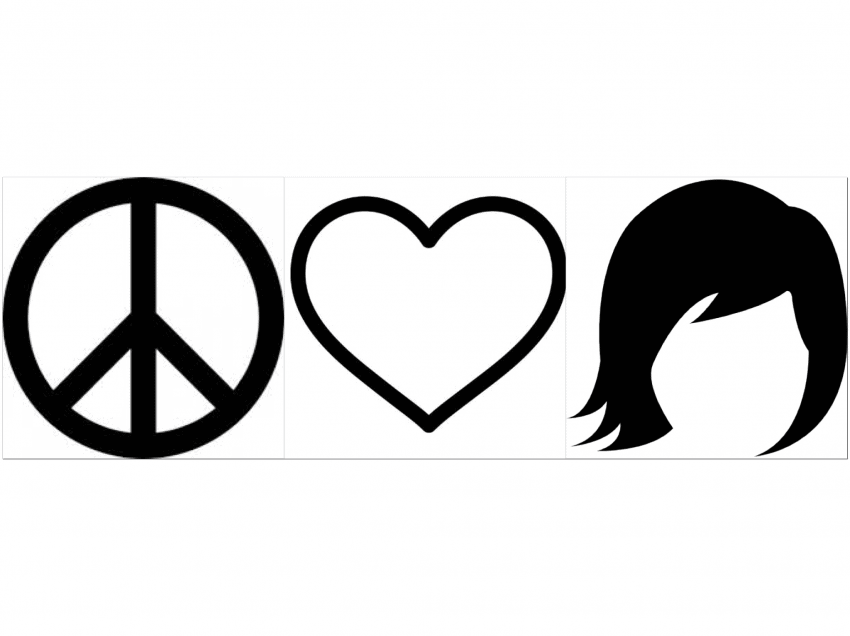 Peace, Love… and Hair