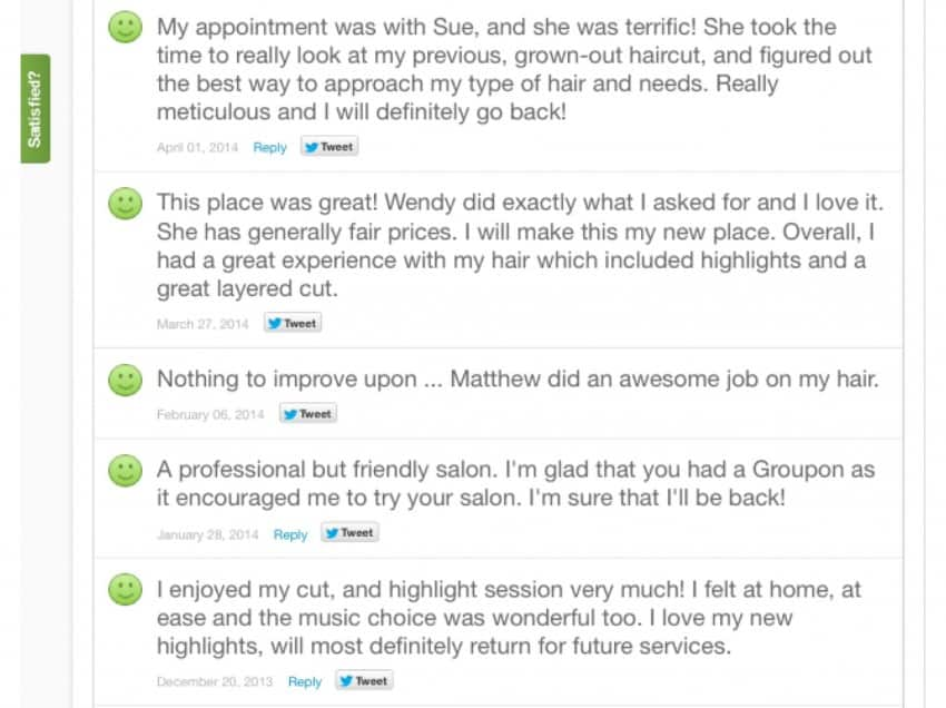 :: Our Latest Rave Reviews! ::